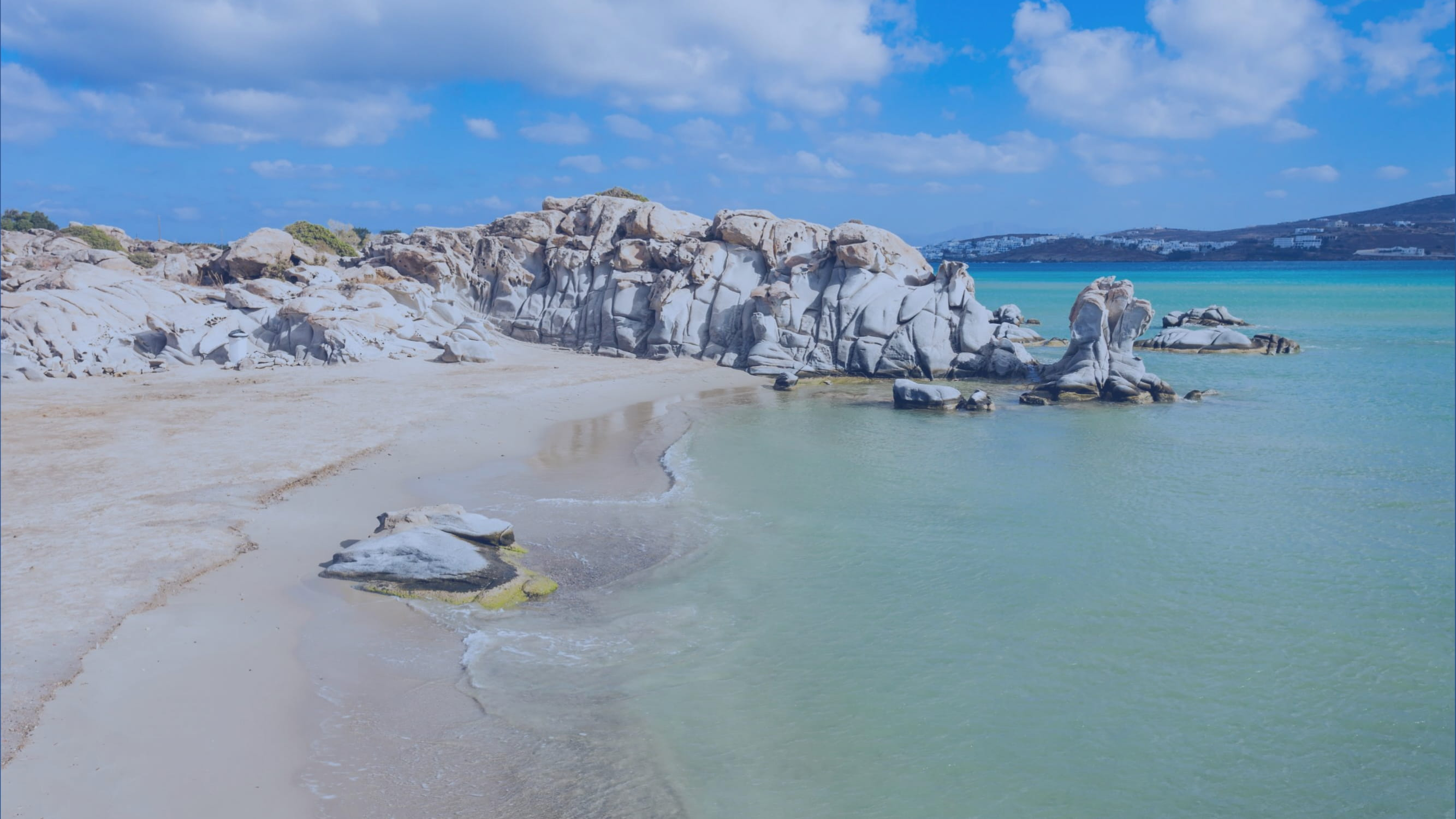 Bucket-List Beaches In Paros